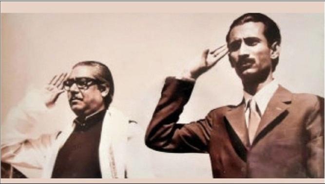 শেখ ফজলুল হক মনি:যুব রাজনীতির মহানায়ক